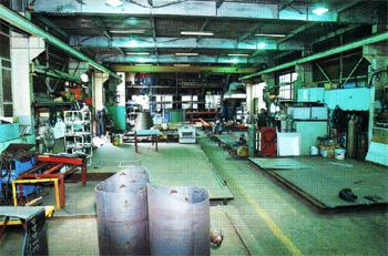 ■神奈川工場の内観